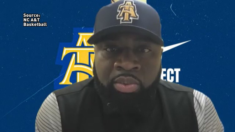 Talking MEAC Southern Division Title with NC A&T Head Coach Will Jones