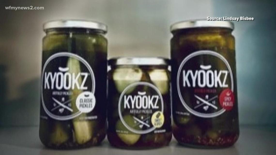 Kyooks Pickles owner talks about her pickling methods