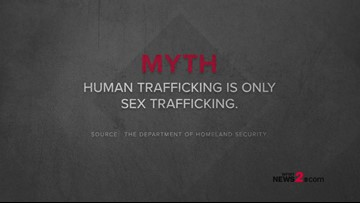 Human Trafficking Victims Only Exploited As Sex Laborers: Fact or Myth?