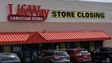 LifeWay Christian To Close All Stores, Including One That Has Been In Greensboro For Over 40 Years