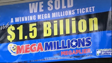 $1.5B Mega Millions Winner Knew She Won Day After Drawing, Will Donate to Charities