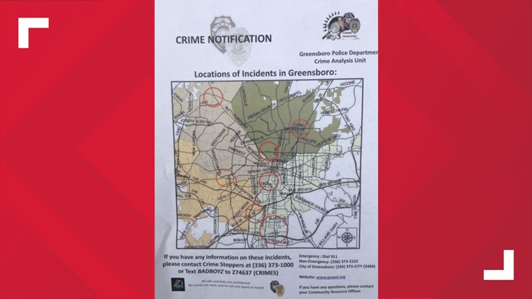 Crime notification