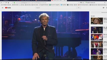 Manilow Helps School Hit By Florence