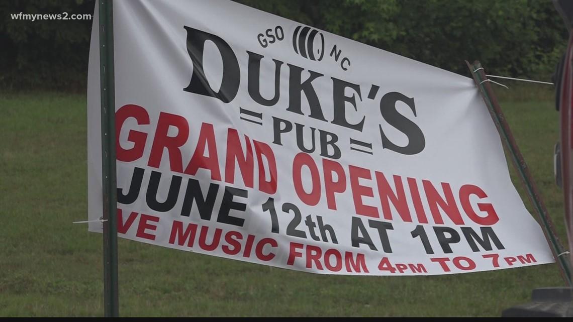 New pub opening in Greensboro