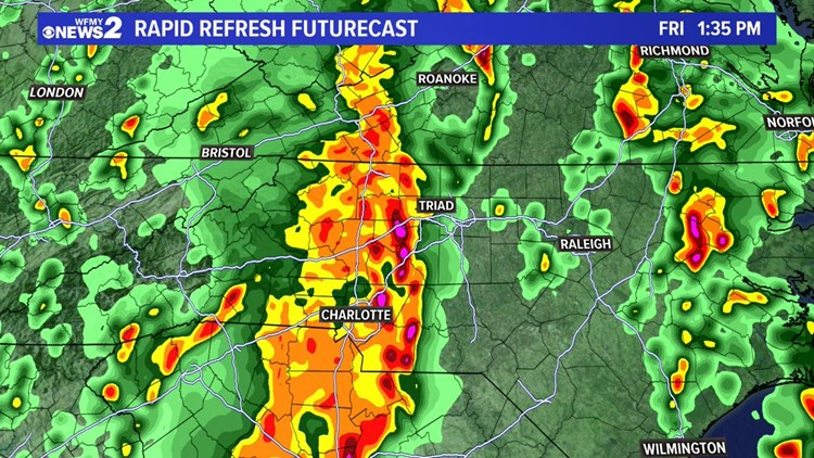 Friday Futurecast