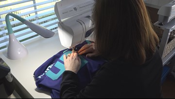 The Stitches that Bind the Panthers and Hornets Come From One Skilled Seamstress