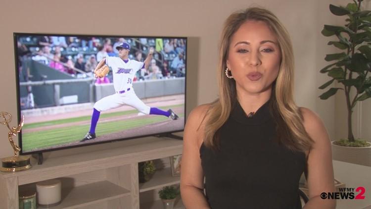 White Sox Announcer to host Winston-Salem Dash event