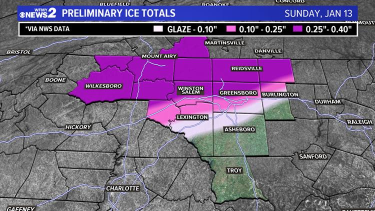 Ice Reports