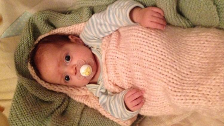 Aalia Casiano's Baby