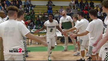 High Point Christian vs. Wesleyan Chrisitan High School hoops