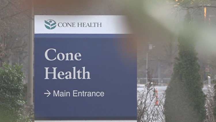 Cone Health holding hiring event for nurses, nurse techs, IT techs, and more