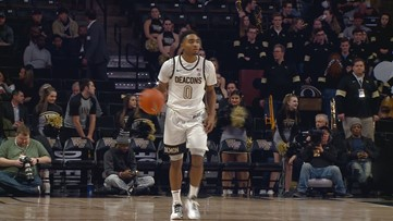 Georgia Tech beats Wake Forest in ACC Matchup