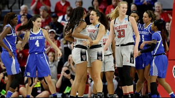 Wolfpack, Gamecocks Crash Greensboro For Women's NCAA Tournament Regional