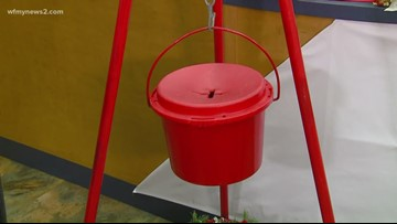 Salvation Army Annual Red Kettle Campaign