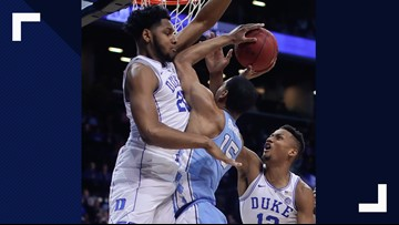 Duke's Javin DeLaurier, Marques Bolden to Test NBA Draft Waters