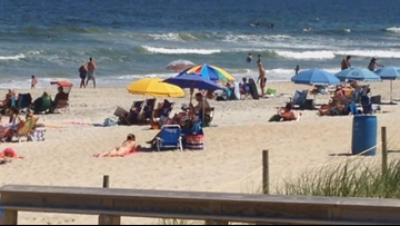 Sun's Out, Buns Out: NC Beach Town Amends Public Nudity Ordinance