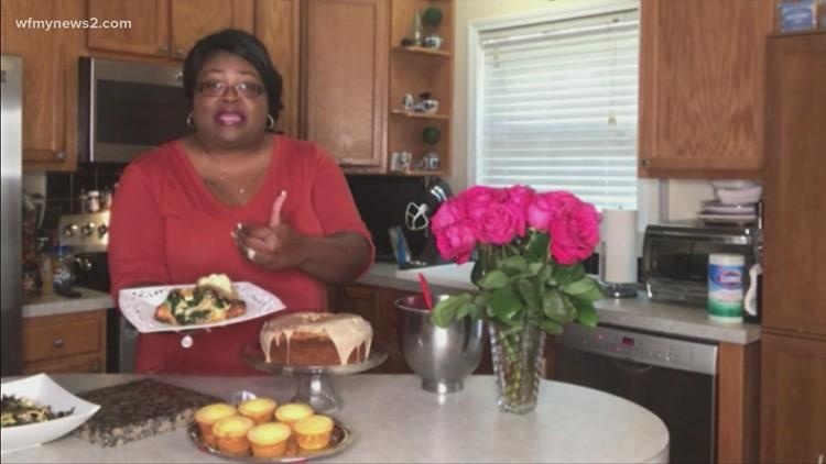 Butter Poached Stuffed Salmon PT. 2: Virtual News 2 Kitchen