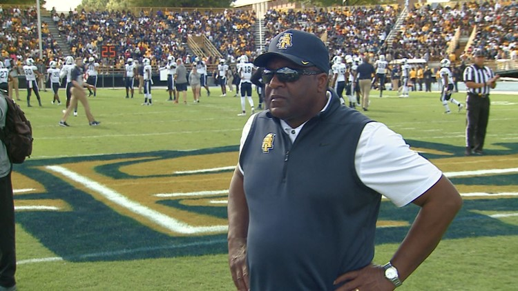 NC A&T Aggies Release 2021 Football Schedule