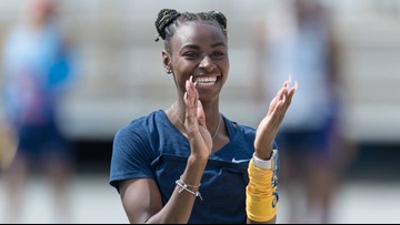 NC A&T's Kayla White Runs 2019's Fastest Time in the World