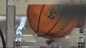 'RoboShot': NC A&T AggieBots Build Basketball-Shooting Robot
