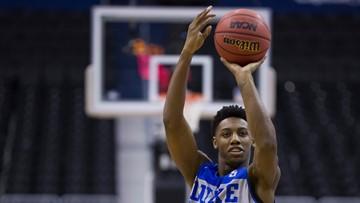 Duke's RJ Barrett Declares for NBA Draft