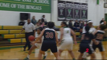 Cannon School vs. Greensboro Day Girls Basketball