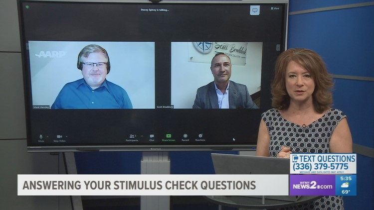 Answering your questions about your stimulus payments | Part One: 2 Wants to Know