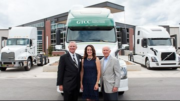 GTCC Launches Truck Driving School to Train The Next Generation of Drivers