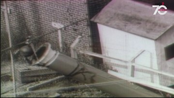 WFMY Turns 70: Throwback To The Station's Rocky Start After A TV Antenna Fell