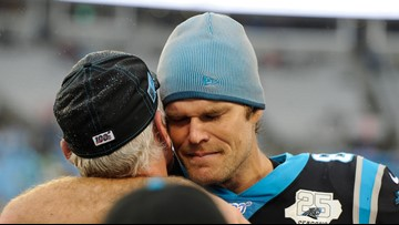Greg Olsen tells 'real story' behind Panthers parting ways