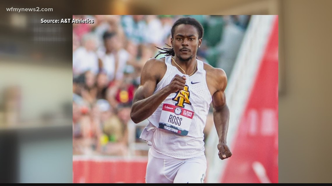2 NC A&T track athletes qualify for Tokyo Olympics