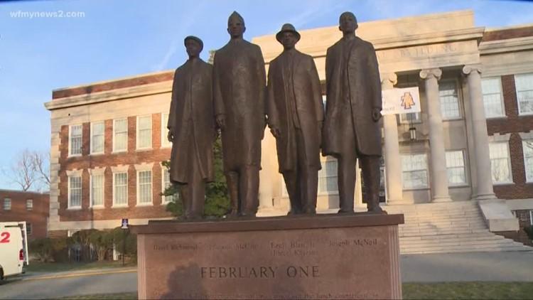 February One: Honoring The Greensboro Four
