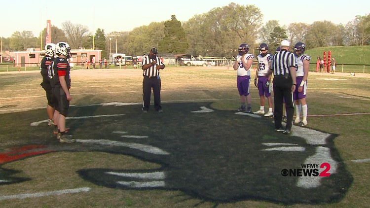 Northern Guilford vs. Morehead: Monday Night High School Football