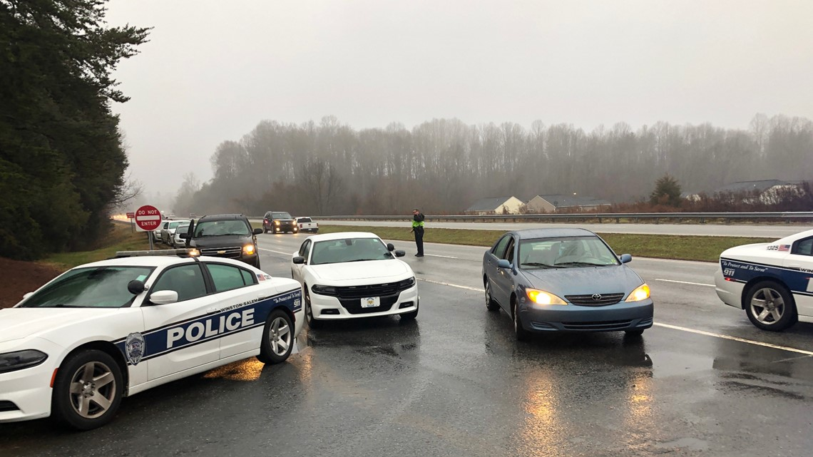 Winston-Salem Standoff Ends in Suicide: Police   wfmynews2 com