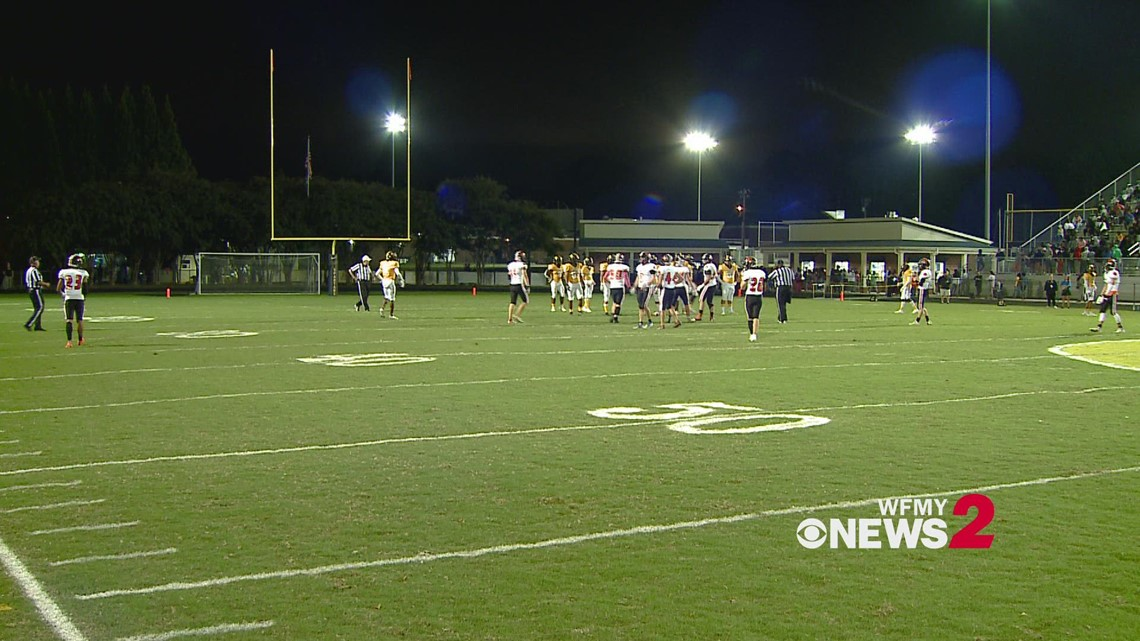 Davie County vs. Mount Tabor: Monday Night High School Football