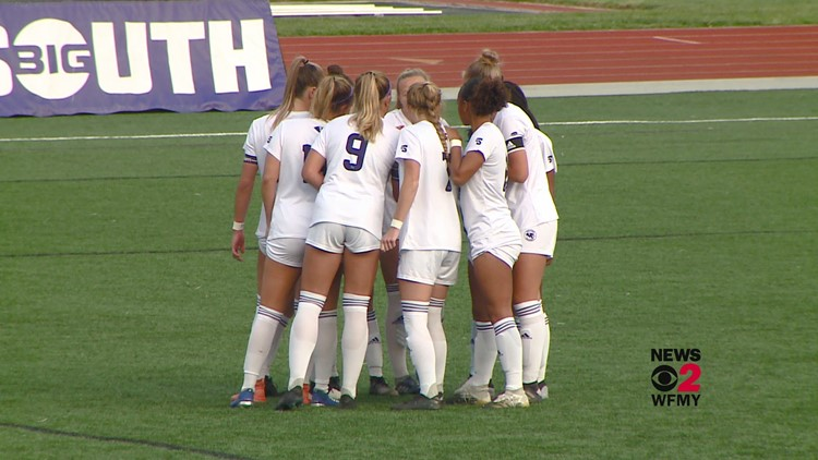 High Point Women's Soccer Advances to Big South Championship Game