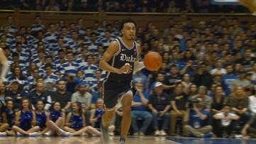 Duke PG Tre Jones declares for 2020 NBA Draft