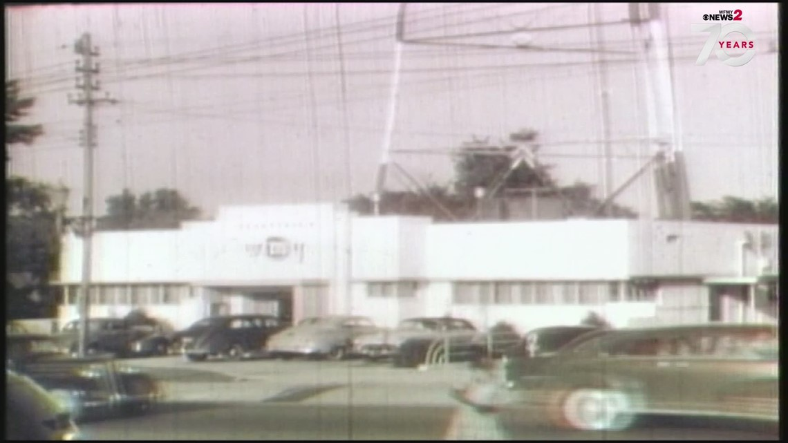 WFMY Turns 70: How The Station Got Its Start And All Things Variety Shows