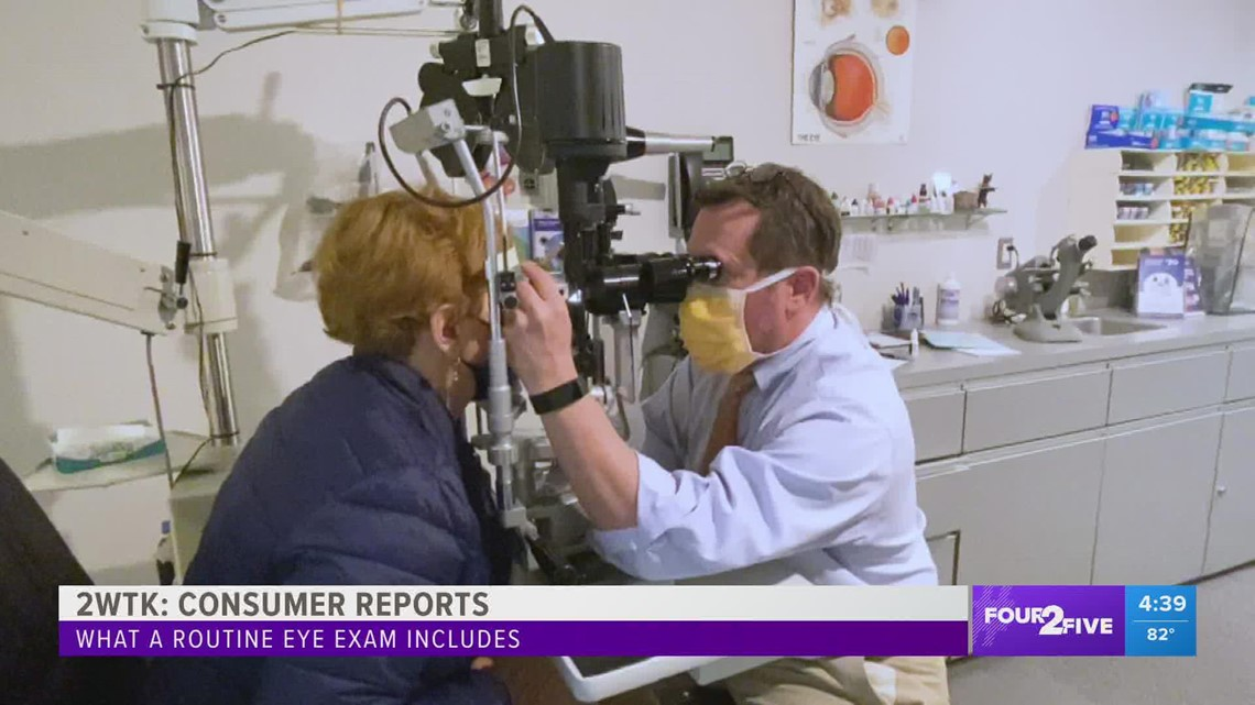 Eye doctors see an impact from screen time during the pandemic