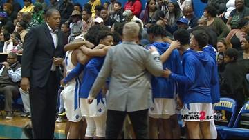Smith vs. Dudley High School Basketball