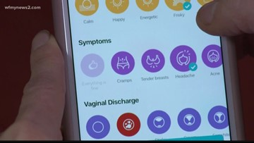 Study shows certain women's health apps have major privacy concerns