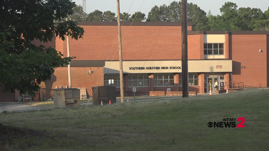 Southern Guilford student attacked in classroom by 8 people, including parent