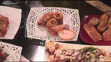 Getting Your Super Bowl Snacks Ready with Chef Felicia - Part 2