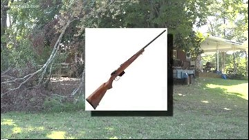 14 Rifles Stolen From Elderly Man in Guilford County Home
