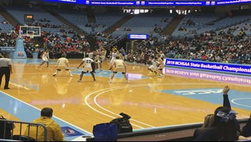 Six Triad Teams Playing In NCHSAA State Basketball Championships