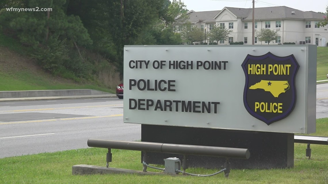 High Point Police canvass in neighborhoods where two homicides happened as part of community initiative
