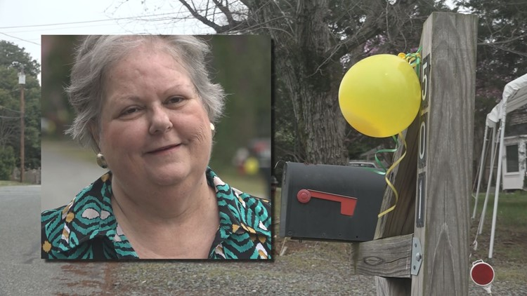 'She valued people': Burlington woman who spread cheer during pandemic dies of COVID-19
