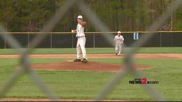 Tyler Bova Plays First Baseball Game Since Accident That Killed Family