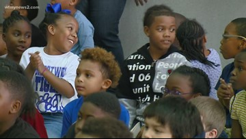 Read 2 Succeed: Brightwood Elementary