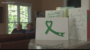 Greensboro Wife Gives Kidney To Husband
